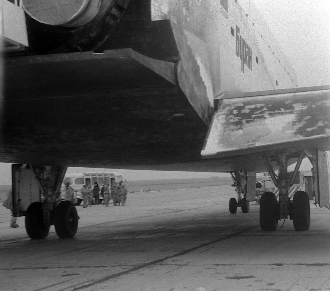navette spatiale russe buran procedure atterrisage 03 Buran, la navette spatiale Russe