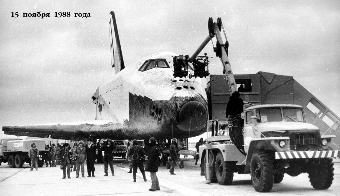 navette spatiale russe buran procedure atterrisage 06 Buran, la navette spatiale Russe