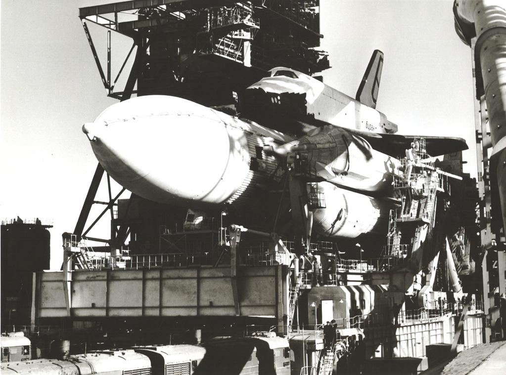 navette spatiale russe buran transport 05 Buran, la navette spatiale Russe
