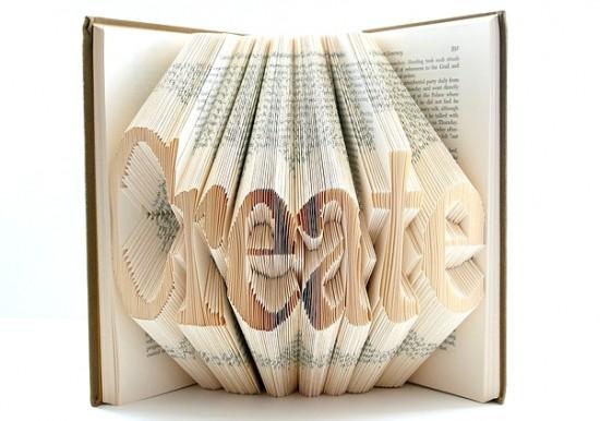 Plier les pages dun livre plier page livre 01
