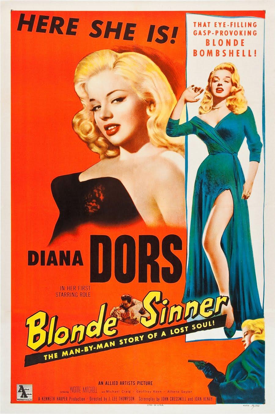 affiche poster film noir cinema 026 102 affiches de films noirs
