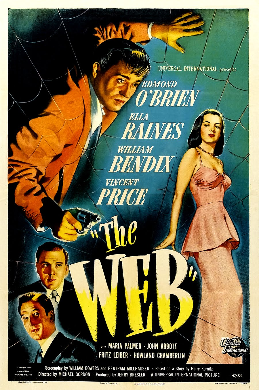 affiche poster film noir cinema 027 102 affiches de films noirs