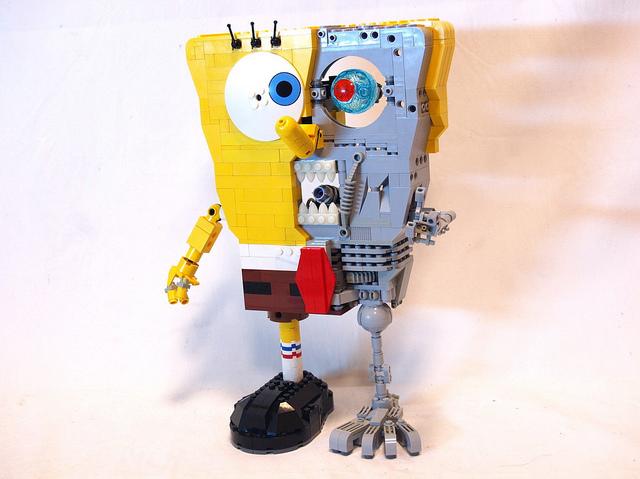 Bob l éponge terminator
