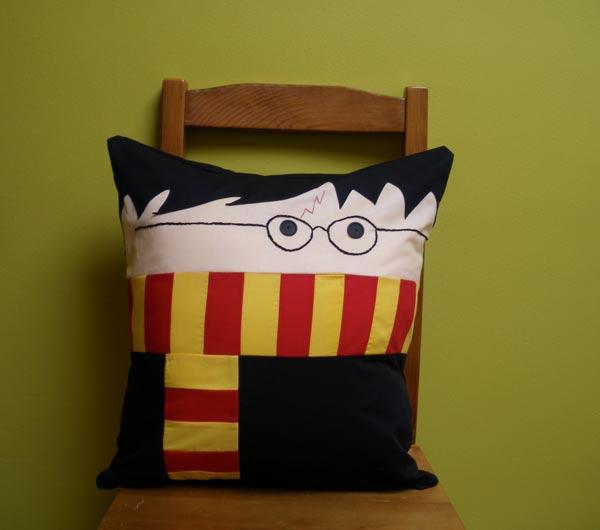 coussin harry potter Coussins Harry Potter coussin harry potter