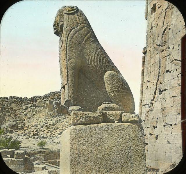 egypte vintage ancien vieille photo pyramide 05 LÉgypte avant les touristes