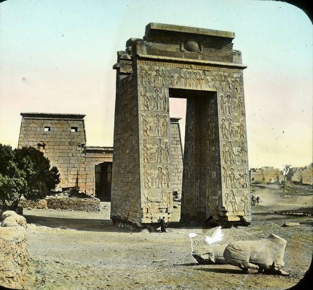egypte vintage ancien vieille photo pyramide 06 LÉgypte avant les touristes