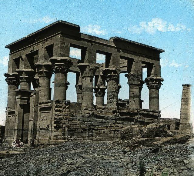 egypte vintage ancien vieille photo pyramide 07 LÉgypte avant les touristes