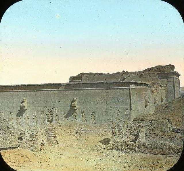 egypte vintage ancien vieille photo pyramide 11 LÉgypte avant les touristes