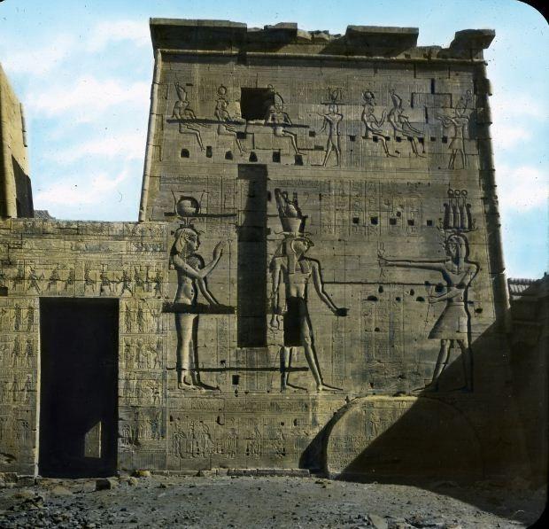 egypte vintage ancien vieille photo pyramide 13 LÉgypte avant les touristes