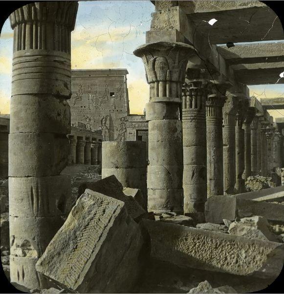 egypte vintage ancien vieille photo pyramide 14 LÉgypte avant les touristes