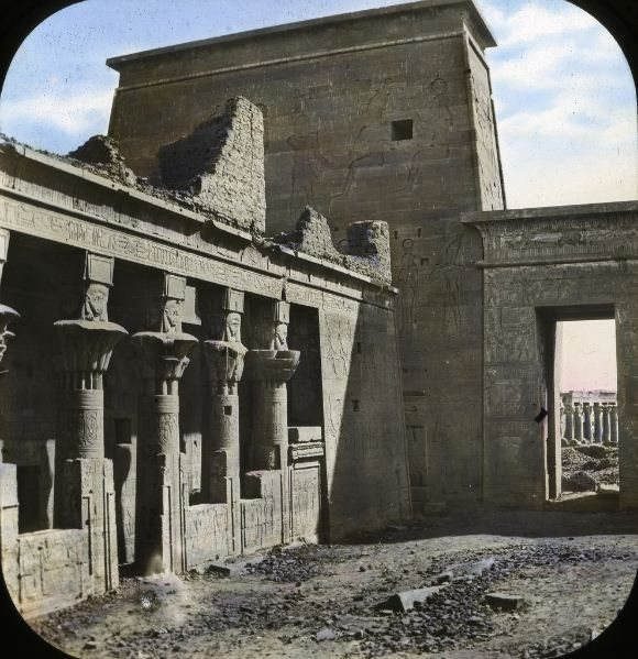 egypte vintage ancien vieille photo pyramide 16 LÉgypte avant les touristes