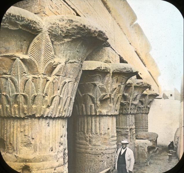 egypte vintage ancien vieille photo pyramide 18 LÉgypte avant les touristes