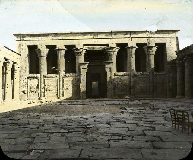 egypte vintage ancien vieille photo pyramide 22 LÉgypte avant les touristes