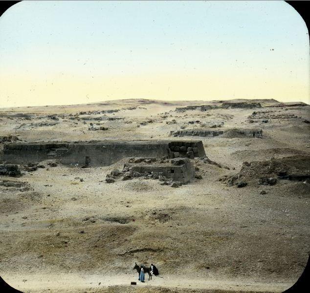 egypte vintage ancien vieille photo pyramide 24 LÉgypte avant les touristes