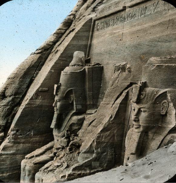egypte vintage ancien vieille photo pyramide 26 LÉgypte avant les touristes