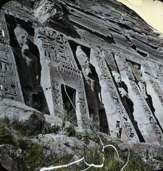 egypte vintage ancien vieille photo pyramide 27 LÉgypte avant les touristes