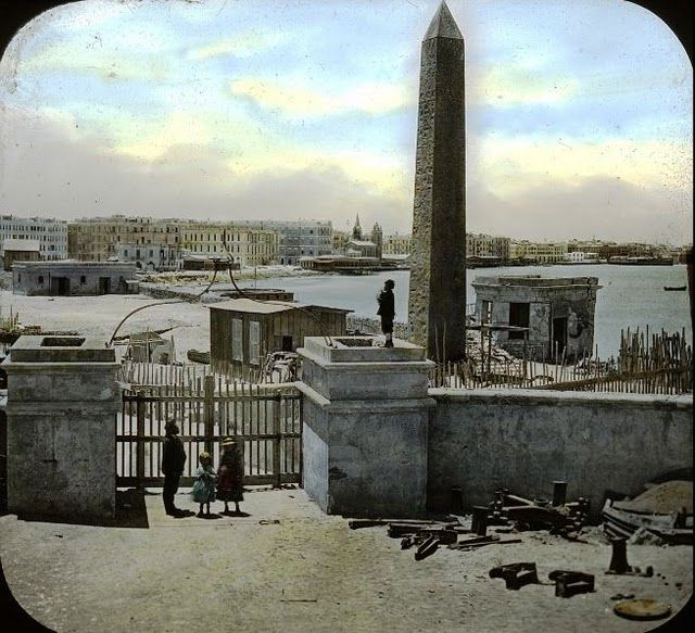 egypte vintage ancien vieille photo pyramide 28 LÉgypte avant les touristes
