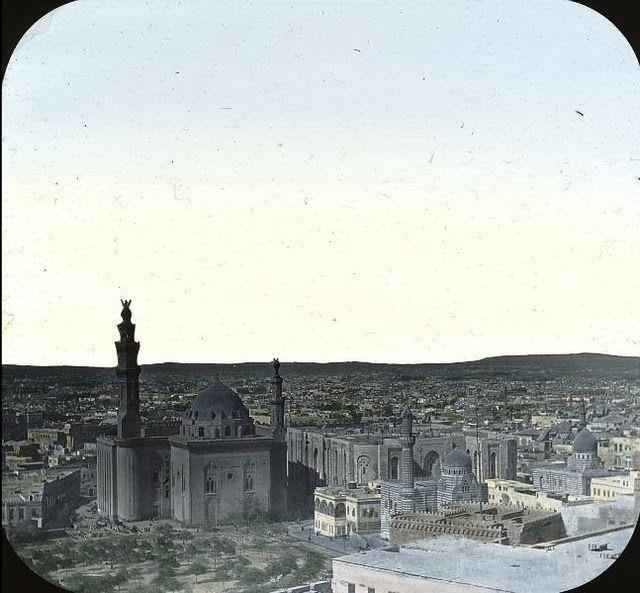 egypte vintage ancien vieille photo pyramide 29 LÉgypte avant les touristes