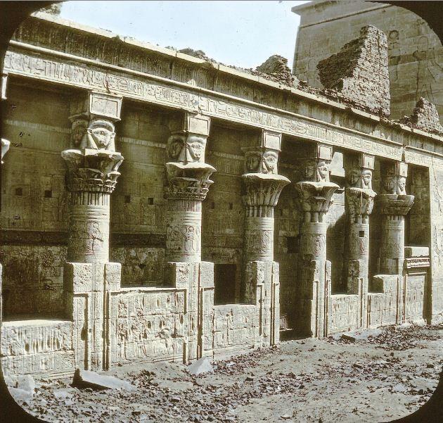 egypte vintage ancien vieille photo pyramide 30 LÉgypte avant les touristes