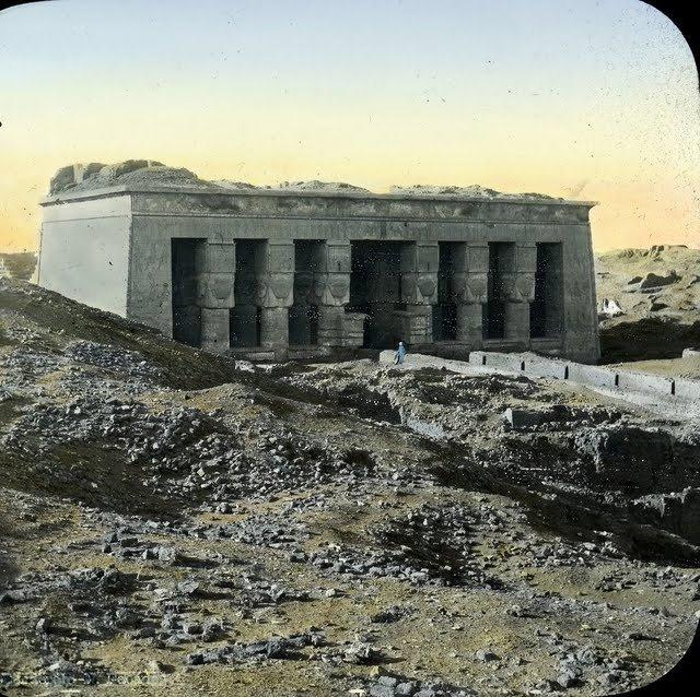 egypte vintage ancien vieille photo pyramide 33 LÉgypte avant les touristes