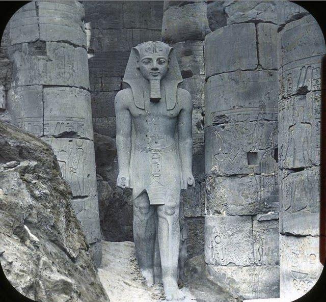 egypte vintage ancien vieille photo pyramide 36 LÉgypte avant les touristes