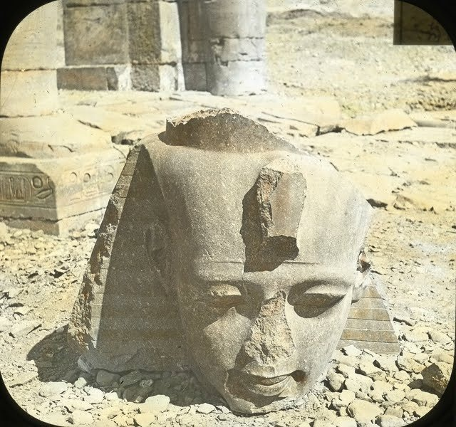 egypte vintage ancien vieille photo pyramide 37 LÉgypte avant les touristes