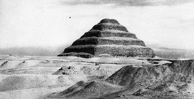 egypte vintage ancien vieille photo pyramide 46 LÉgypte avant les touristes