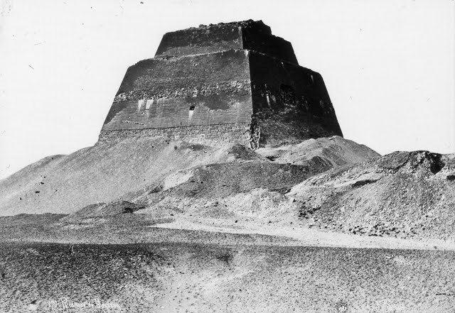 egypte vintage ancien vieille photo pyramide 47 LÉgypte avant les touristes