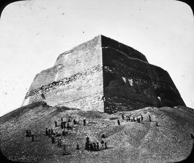 egypte vintage ancien vieille photo pyramide 48 LÉgypte avant les touristes
