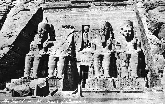 egypte vintage ancien vieille photo pyramide 49 LÉgypte avant les touristes