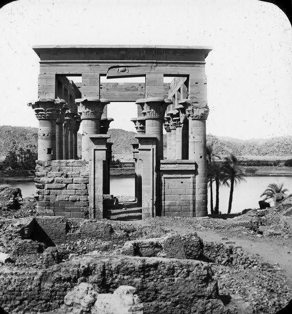 egypte vintage ancien vieille photo pyramide 50 LÉgypte avant les touristes