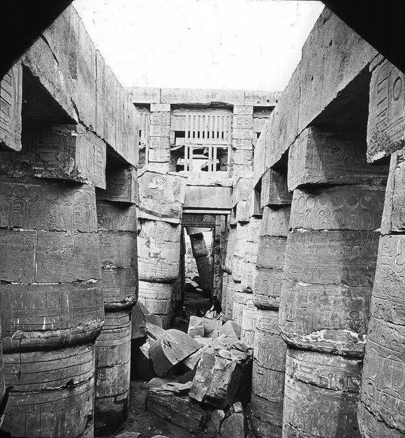 egypte vintage ancien vieille photo pyramide 51 LÉgypte avant les touristes