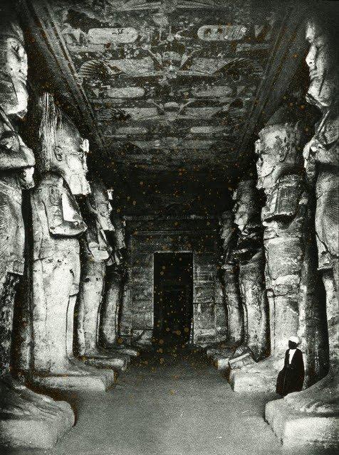 egypte vintage ancien vieille photo pyramide 53 LÉgypte avant les touristes