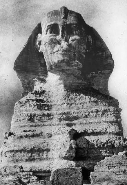 egypte vintage ancien vieille photo pyramide 56 LÉgypte avant les touristes