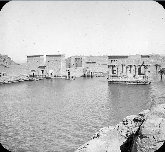 egypte vintage ancien vieille photo pyramide 58 LÉgypte avant les touristes