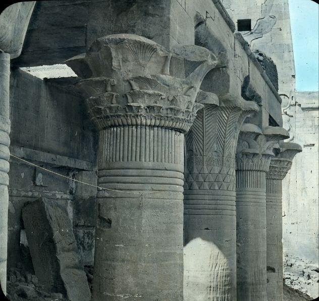 egypte vintage ancien vieille photo pyramide 61 LÉgypte avant les touristes