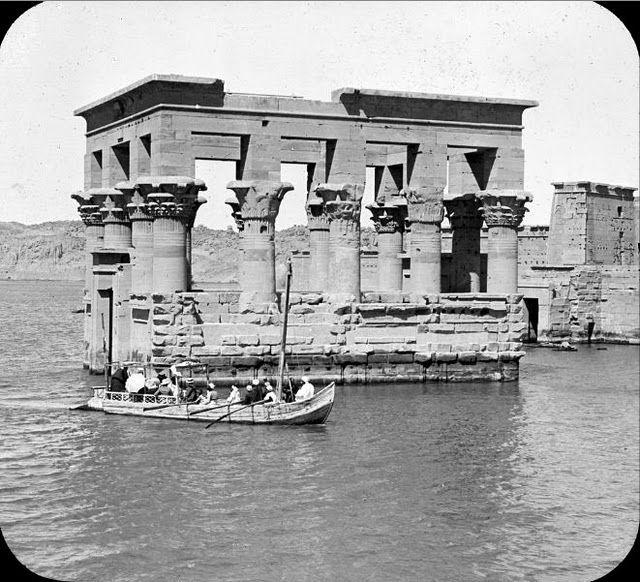 egypte vintage ancien vieille photo pyramide 67 LÉgypte avant les touristes