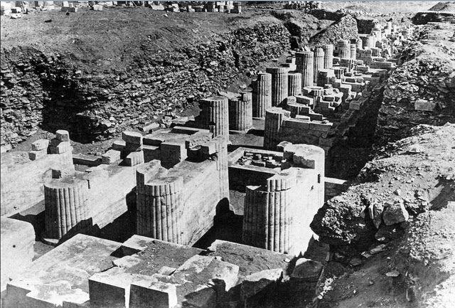 egypte vintage ancien vieille photo pyramide 68 LÉgypte avant les touristes