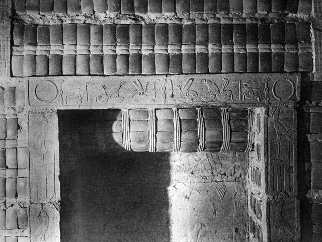 egypte vintage ancien vieille photo pyramide 77 LÉgypte avant les touristes