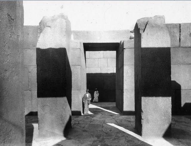 egypte vintage ancien vieille photo pyramide 79 LÉgypte avant les touristes