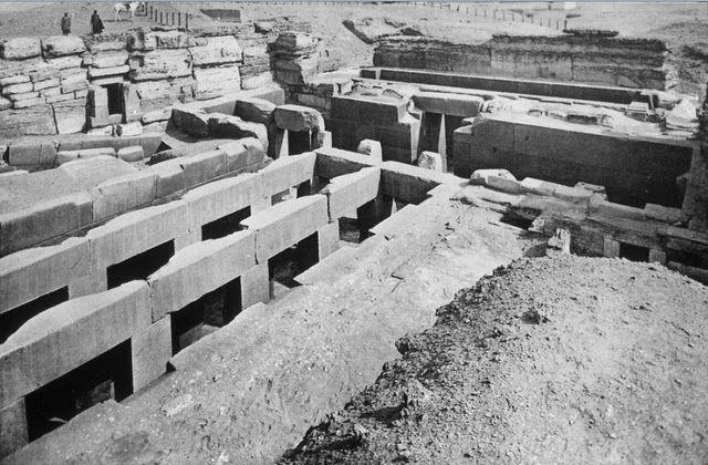 egypte vintage ancien vieille photo pyramide 81 LÉgypte avant les touristes