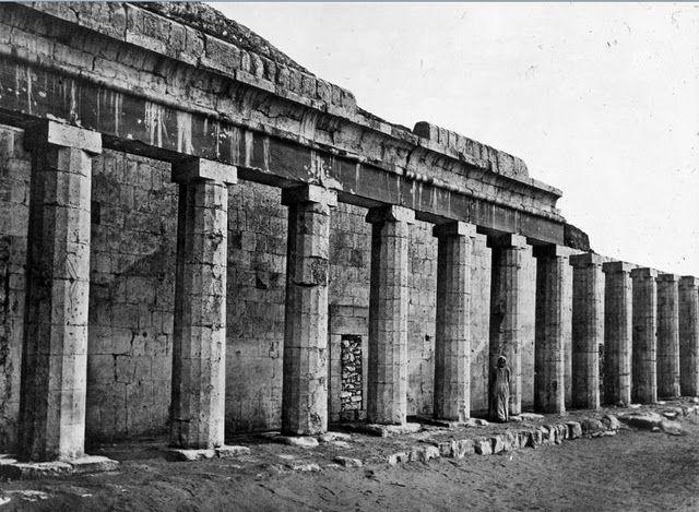 egypte vintage ancien vieille photo pyramide 83 LÉgypte avant les touristes