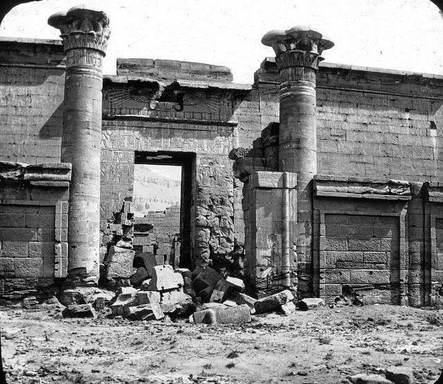 egypte vintage ancien vieille photo pyramide 88 LÉgypte avant les touristes