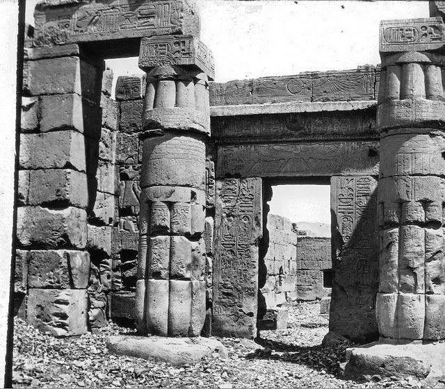 egypte vintage ancien vieille photo pyramide 90 LÉgypte avant les touristes