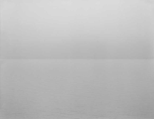 hiroshi sugimoto lake superior cascade 1995A Les paysages marins d'Hiroshi Sugimoto