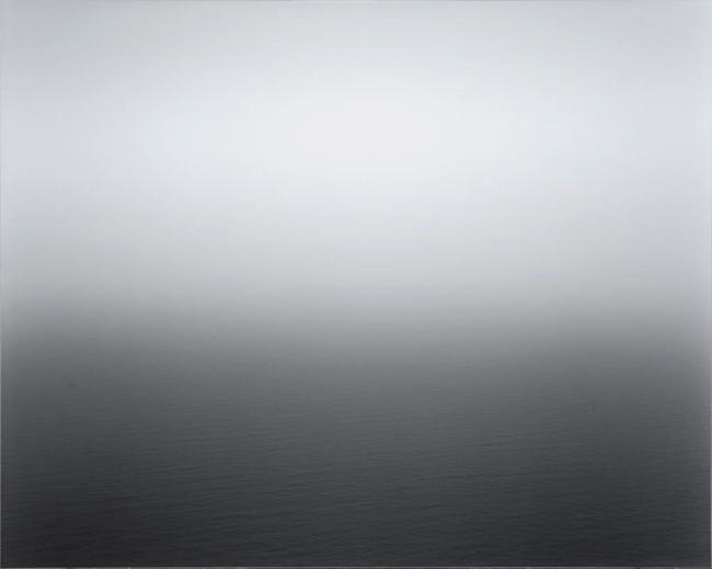 sugimoto aegean sea pillon 1990A Les paysages marins d'Hiroshi Sugimoto