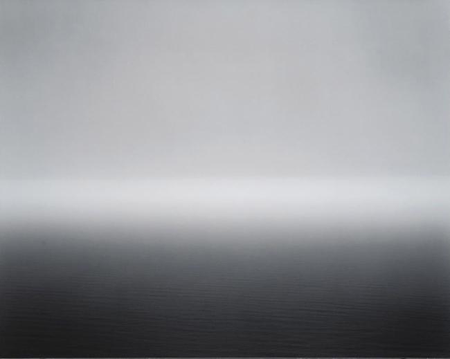 sugimoto seascape ligurian sea saviore1993A1 Les paysages marins d'Hiroshi Sugimoto
