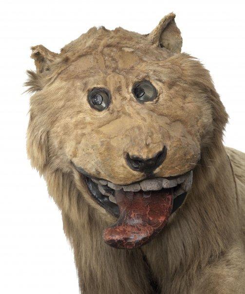Populaire Le lion empaillé de Gripsholm OJ92