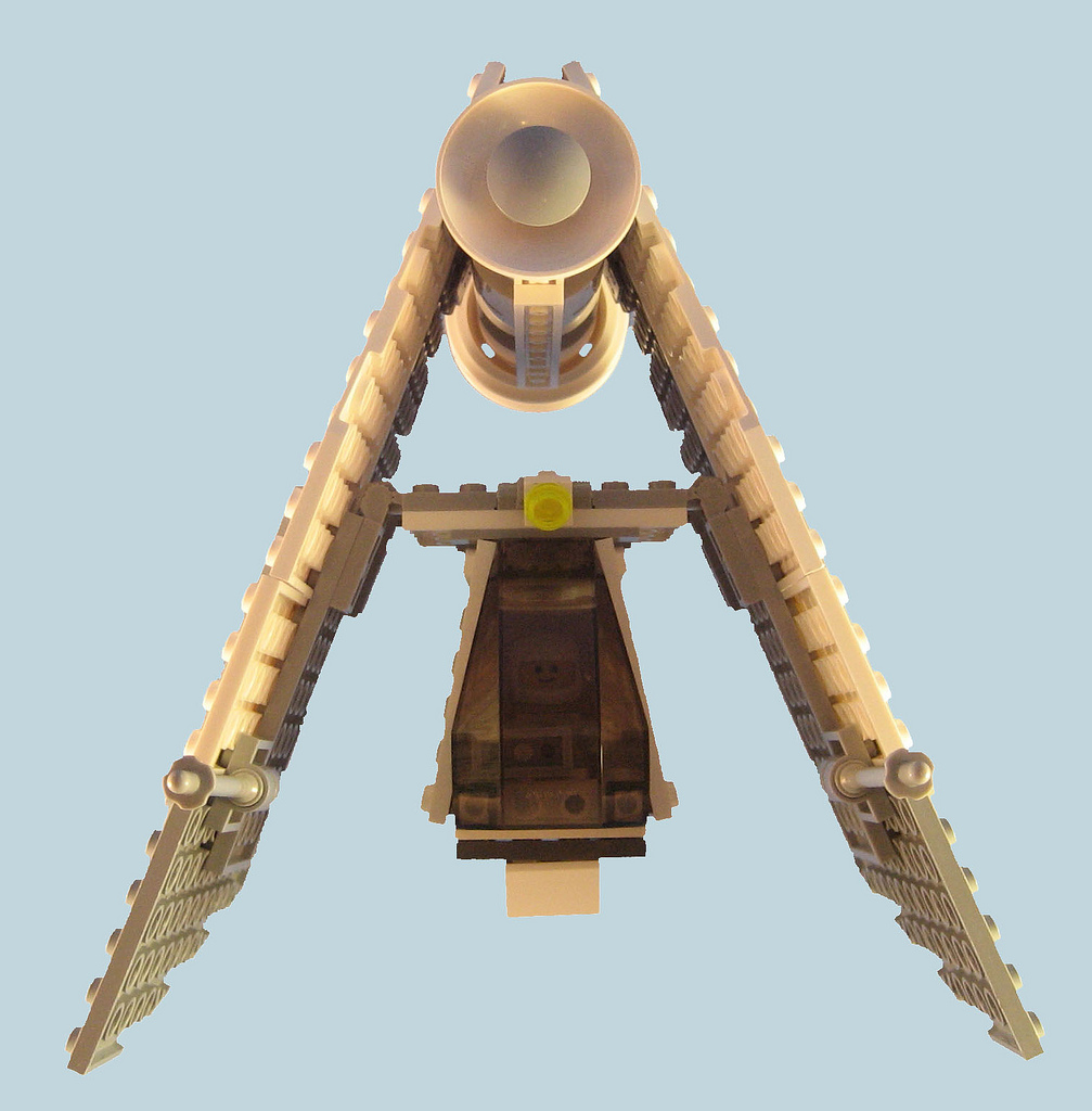 alphabet vaisseau spatial lego star wars 01 Alphabet de vaisseaux spatiaux en Lego