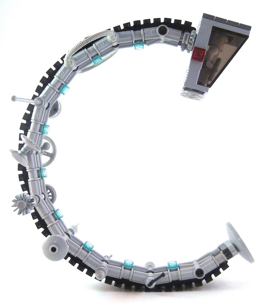 Alphabet de vaisseaux spatiaux en lego - Image star wars vaisseau ...